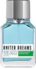 Parfums et Produits cosmétiques Benetton United Dreams Go Far - Eau de Toilette