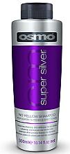 Parfums et Produits cosmétiques Shampooing ani-jaunissement à la vitamine E - Osmo Super Silver No Yellow Shampoo