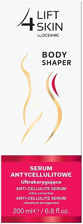 Sérum anti-cellulite pour le corps - Lift 4 skin Body Shaper Serum