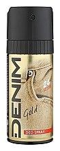 Parfums et Produits cosmétiques Denim Gold Deo Spray - Déodorant parfumé