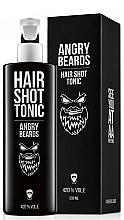 Parfums et Produits cosmétiques Lotion tonique à l'huile de menthe poivrée pour cheveux - Angry Beards Hair Shot Tonic