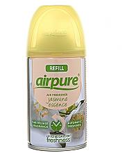 Parfums et Produits cosmétiques Recharge aérosol pour diffuseur de parfum automatique, Jasmin - Airpure Air-O-Matic Refill Jasmine Essence