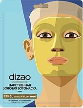 Parfums et Produits cosmétiques Masque tissu au collagène et or 24 carats pour visage - Dizao