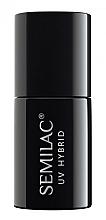 Parfums et Produits cosmétiques Base pour vernis hybride - Semilac Blooming Effect Base
