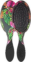 Brosse à cheveux - Wet Brush Pro Detangler Neon Night Tropics — Photo N1