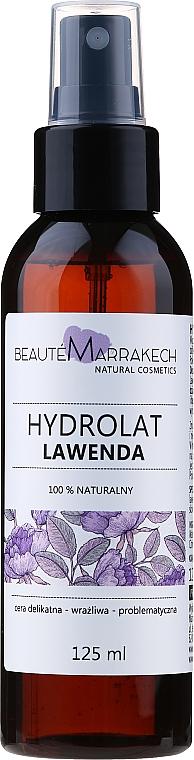 Eau de lavande naturelle pour visage - Beaute Marrakech Lavander Water