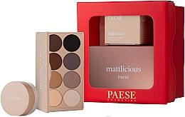 Parfums et Produits cosmétiques Paese Selflove Set 3 - Coffret (palette de fards à paupières/12g + poudre contour des yeux/5.3g)