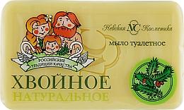 Parfums et Produits cosmétiques Savon en barre Conifères - Nevskaya Kosmetika