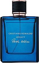 Parfums et Produits cosmétiques Cristiano Ronaldo Legacy Private Edition - Eau de Toilette