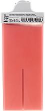 Parfums et Produits cosmétiques Cartouche de cire tiède à épiler, étroit rouleau - Peggy Sage Cartridge Of Fat-Soluble Warm Depilatory Wax Rose