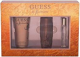 Parfums et Produits cosmétiques Guess by Marciano - Coffret cadeau (eau de toilette/100ml + lotion corps/200ml + eau de toilette/15ml)