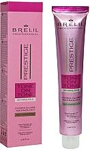 Parfums et Produits cosmétiques Coloration crème sans ammoniaque pour cheveux - Brelil Professional Prestige Tone On Tone