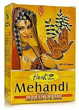 Parfums et Produits cosmétiques Henné en poudre pour cheveux - Hesh Mehandi Powder