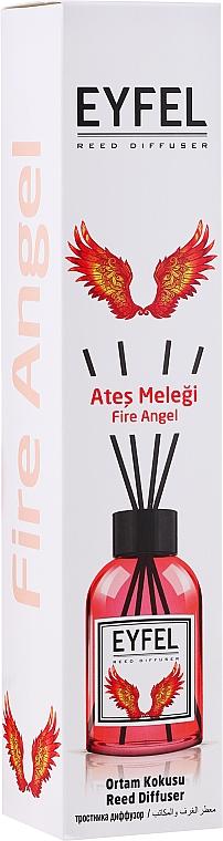 Diffuseur de parfum, Ange de feu - Eyfel Perfume Reed Diffuser Fire Angel
