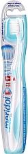 Parfums et Produits cosmétiques Brosse à dents, souple, blanc-turquoise - Meridol Gum Protection Soft Toothbrush