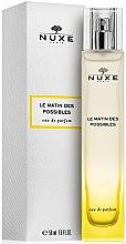 Parfums et Produits cosmétiques Nuxe Le Matin Des Possibles - Eau de parfum