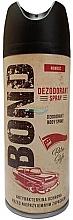 Parfums et Produits cosmétiques Déodorant - Bond Retro Speedmaster Deo Spray