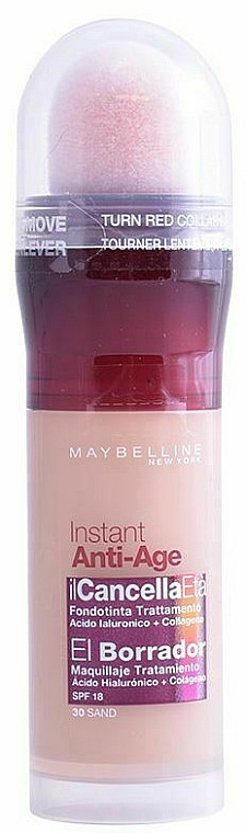 Fond de teint matifiant - Maybelline Instant Anti-Age Make Up