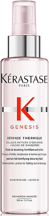Fluide de brushing fortifiant anti-chute - Kerastase Genesis Anti Hair-Fall Fortifying Blow-dry Fluid