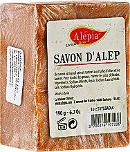 Parfums et Produits cosmétiques Savon artisanal naturel aux huiles d`olive et de laurier - Alepia Soap 1% Laurel