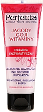 Parfums et Produits cosmétiques Gommage enzymatique aux vitamines pour visage - Perfecta