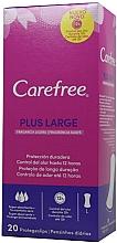 Parfums et Produits cosmétiques Protège-slips hygiéniques - Carefree Plus Large