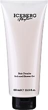 Parfums et Produits cosmétiques Iceberg Effusion Woman - Gel de bain et douche pour femme