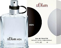 Parfums et Produits cosmétiques S.Oliver Men - Eau de Toilette