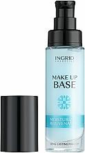 Parfums et Produits cosmétiques Base de teint longue durée hydratante et rajeunissante - Ingrid Cosmetics Make-up Base Long-Lasting Moisturizing & Rejuvenating