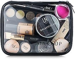 Parfums et Produits cosmétiques Trousse de toilette transparente Visible Bag, 20x15x6cm (sans contenu) - MakeUp