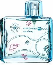 Parfums et Produits cosmétiques Mandarina Duck Cute Blue - Eau de Toilette