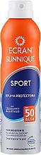 Parfums et Produits cosmétiques Spray solaire - Ecran Sun Lemonoil Sport Spray Invisible SPF50