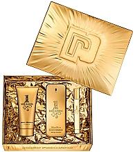 Parfums et Produits cosmétiques Paco Rabanne 1 Million - Coffret (eau de toilette/100ml + eau de toilette/10ml + gel douche/100ml)