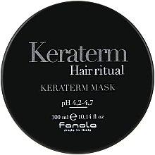Parfums et Produits cosmétiques Masque à la kératine pour chevuex - Fanola Keraterm Mask
