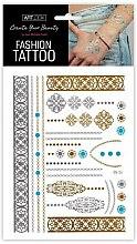 Parfums et Produits cosmétiques Tatouages éphémères effet métallique Ornaments - Art Look