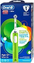 Parfums et Produits cosmétiques Brosse à dents électrique - Oral-B Braun Junior