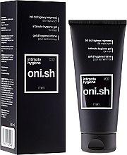Parfums et Produits cosmétiques Gel d'hygiène intime au panthénol - Oni.sh Men Intimate Hygiene Gel