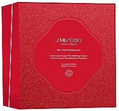 Parfums et Produits cosmétiques Coffret cadeau - Shiseido Bio-Performance Advanced Super Revitalizing Cream Holiday Kit (cr/50ml + foam/15ml + f/lot/30ml + conc/10ml)