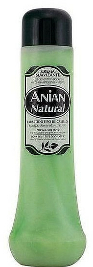 Après-shampooing - Anian Natural Hair Conditioner Cream — Photo N1