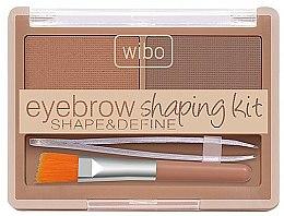 Parfums et Produits cosmétiques Palette sourcils - Wibo Eyebrow Shaping Kit