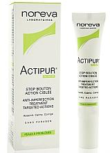 Parfums et Produits cosmétiques Soin anti-imperfecions à la niacinamide pour visage - Noreva Laboratoires Actipur Anti-Imperfection Treatment Targeted Actions