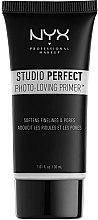 Parfums et Produits cosmétiques Base de teint - NYX Professional Makeup Studio Perfect Primer