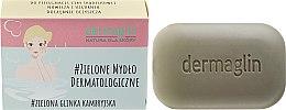 Parfums et Produits cosmétiques Savon dermatologique à l'argile bleue cambrienne - Dermaglin Soap
