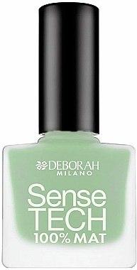 Vernis à ongles mat - Deborah Sense Tech — Photo N1