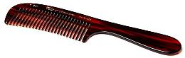 Parfums et Produits cosmétiques Peigne à cheveux avec poignée, 19 cm, marron - Taylor of Old Bond Street