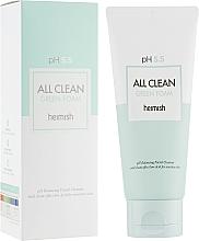 Parfums et Produits cosmétiques Mousse nettoyante au hamamélis pour visage - Heimish All Clean Green Foam pH 5.5