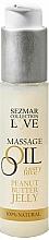 Parfums et Produits cosmétiques Huile de massage à la gelée d'arachide - Sezmar Collection