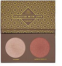 Parfums et Produits cosmétiques Palette d'enlumineurs - Zoeva Cocoa Blend Highlighter