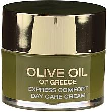 Crème de jour à l'huile d'olive - BioFresh Olive Oil Of Greece Express Comfort Day Care Cream — Photo N2