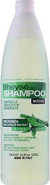Shampooing à la sève de bambou - Renee Blanche Shampoo Dry Hair — Photo N1